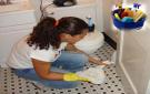 Türkiye'de Kadınlar Evlerini En Az Haftada Bir Temizliyor. En Favori Ürün Çamaşır Suyu…