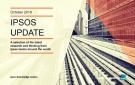Ipsos Update Ekim Sayısı Yine Dolu Dolu…