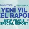 Türkiye Barometresi Yeni Yıl Özel Raporu Çıktı