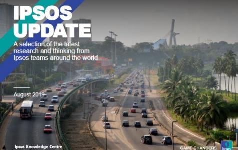 Ipsos Update Ağustos Sayısı Yayında