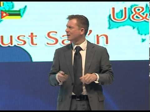 Araştırmada Yenilikler Konferansı 2013 – Darren Smith Sunuşu