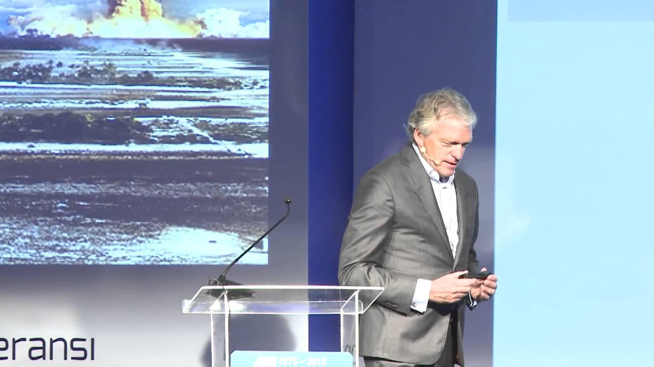 Araştırmada Yenilikler Konferansı 2015 – Carlo Stokx – Sözde ve Gerçekte Inovasyon ve Oyun Değiştiren Teknolojiler