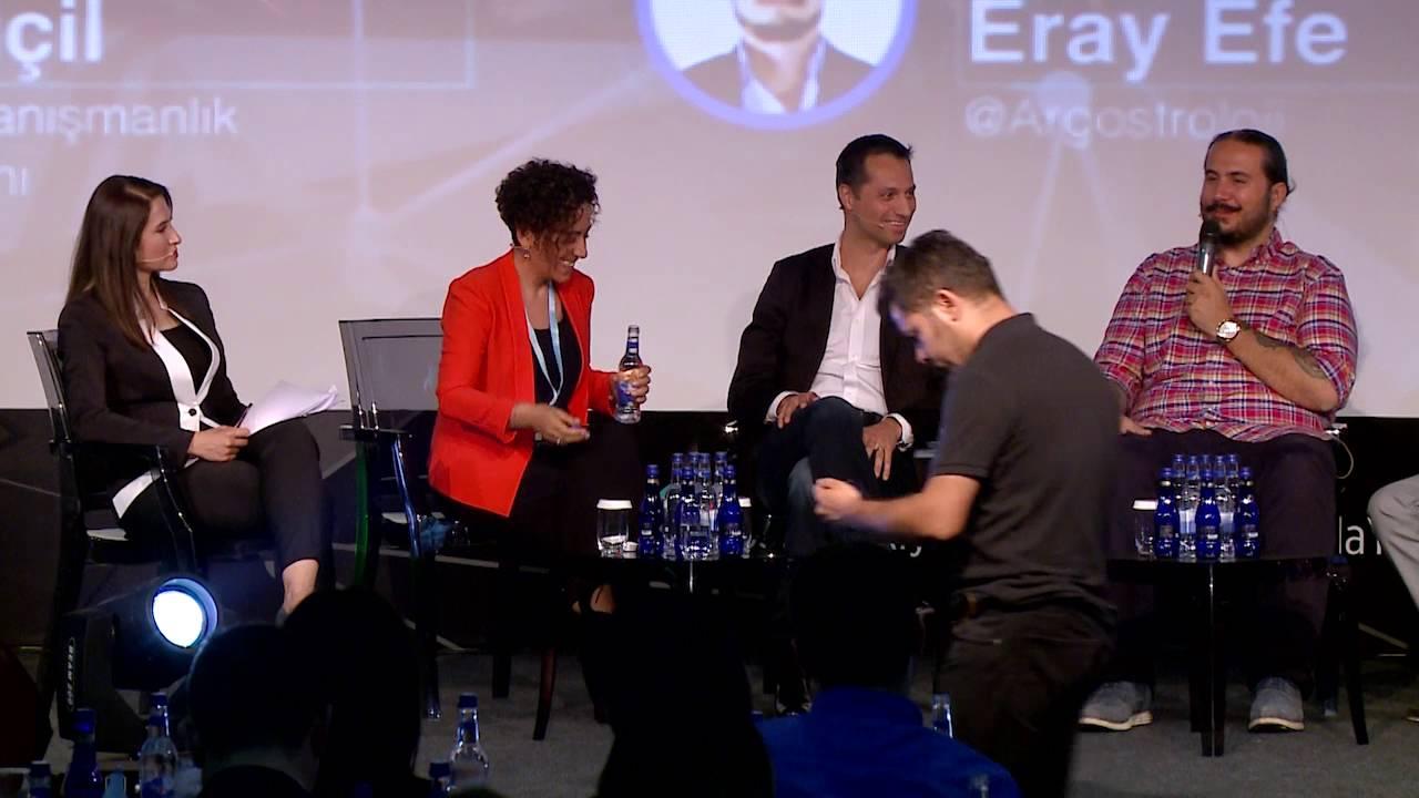 Araştırmada Yenilikler Konferansı 2016 – Panel