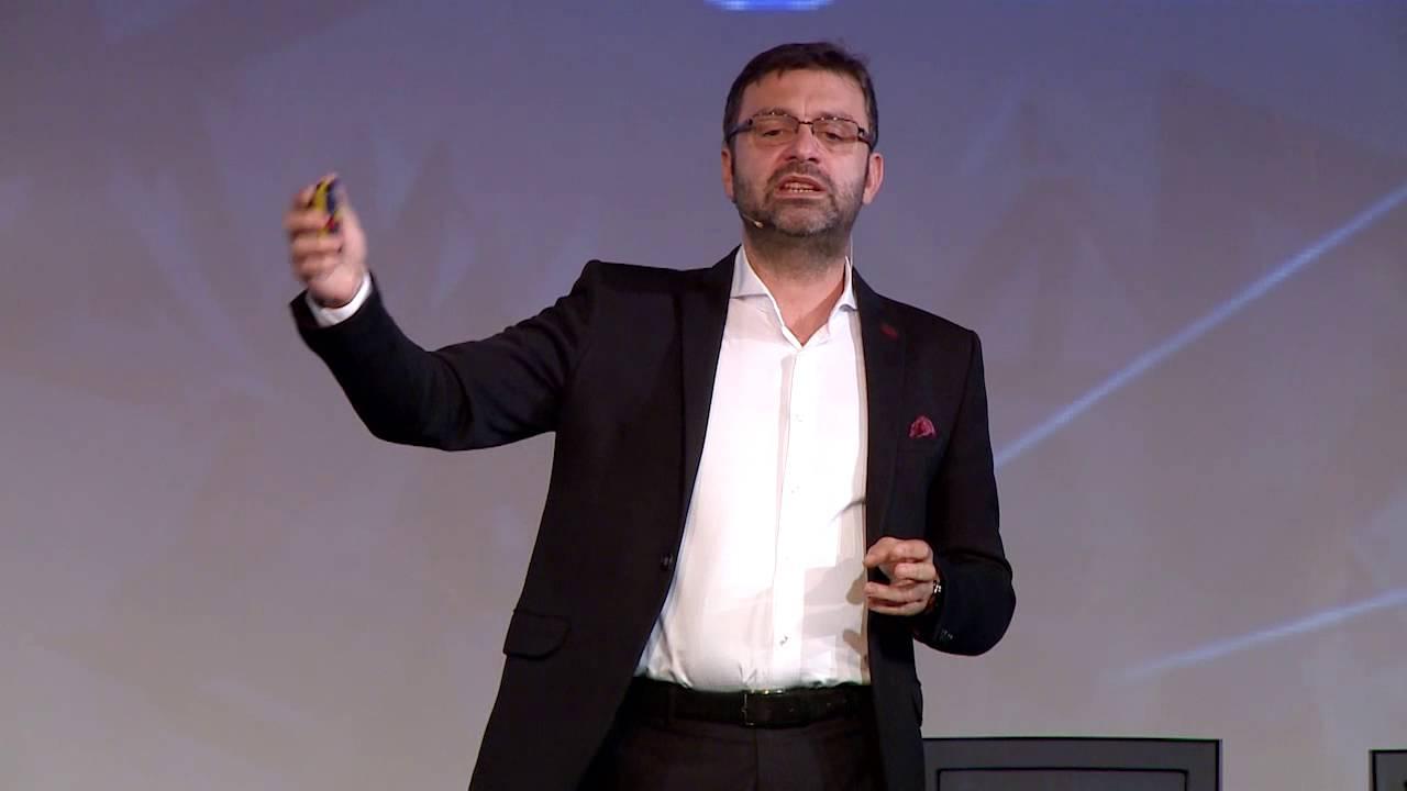 Araştırmada Yenilikler Konferansı 2016 – Serkan Ceran