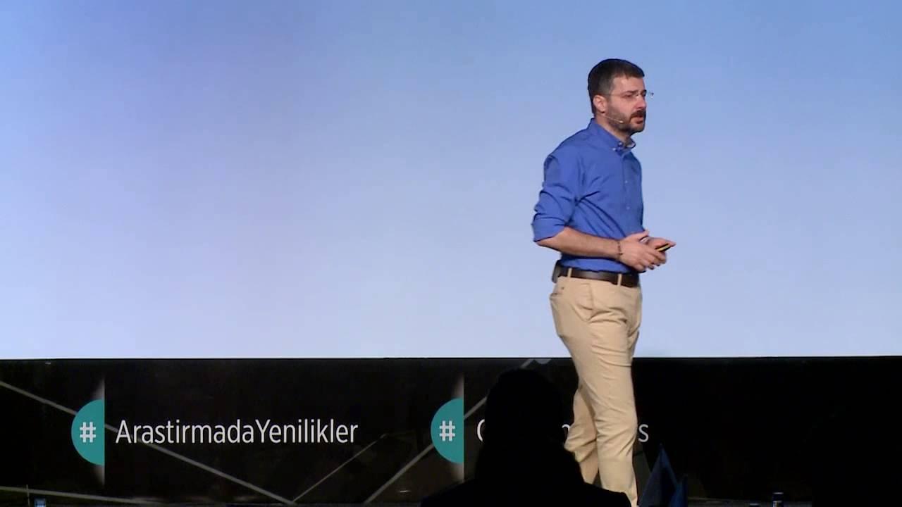 Araştırmada Yenilikler Konferansı 2016 – Sidar Gedik